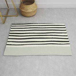 Coastal Breeze x Stripes Rug