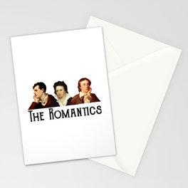 The Romantics Stationery Cards