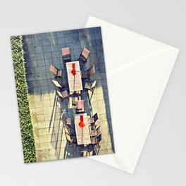 The World Below Me Stationery Cards