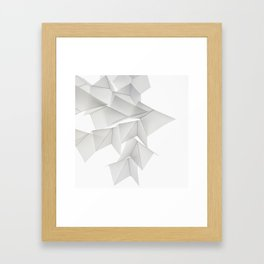 Motion of Patience Framed Art Print