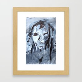 Disturbed  Framed Art Print