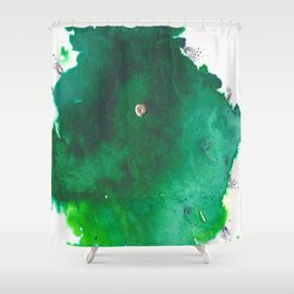 P161 Shower Curtain
