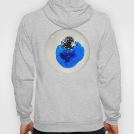 Blue and Black Hoody