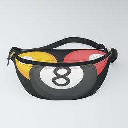 It worked In My Head Pool Billiard Snooker Gift Fanny Pack