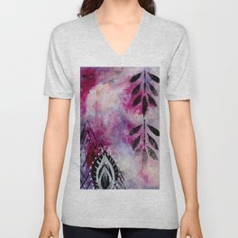 Sacred Mountain Unisex V-Neck