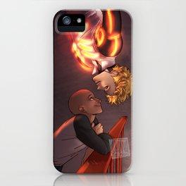 SaiGenos iPhone Case