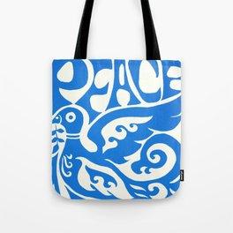 Dove Love Tote Bag