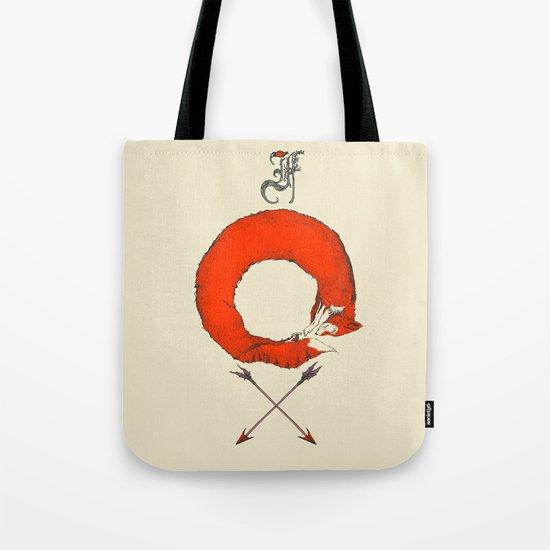 F.O.X Tote Bag