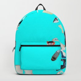 Every May Shoes for May - shoes stories Backpack