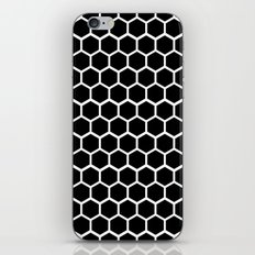 Graphic_Cells Black&White iPhone & iPod Skin
