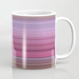 Hibiscus stripes Coffee Mug