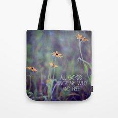 All Good Things (Daisy) Tote Bag
