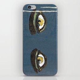 Gatsby Stare  iPhone Skin
