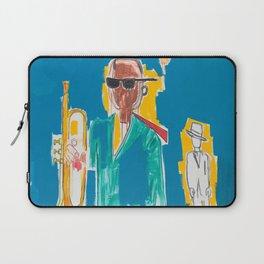 JAZZ Basquiat Laptop Sleeve