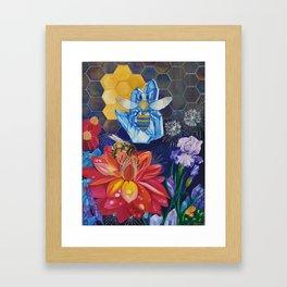 Bee Keeper Framed Art Print