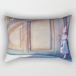 Reflecting Rectangular Pillow