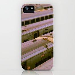 Train Yard iPhone Case
