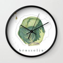 Brusselin Wall Clock