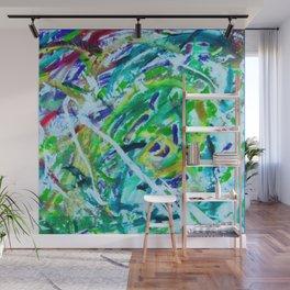 HANDEL: Water Music Symphony       by Kay Lipton Wall Mural