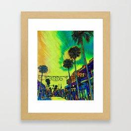 Ybor City Framed Art Print