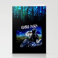 discount Stationery Cards featuring Bikers Church Discount by Paint-Shack Design
