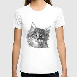 Maine Coon kitten G114 T-shirt