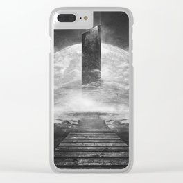 Some day soon Clear iPhone Case