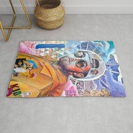 Mac Miller Tapestry- original design 51x60, Poster Print, Canvas Print Rug
