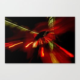 Yerba Buena Tunnel #3 Canvas Print