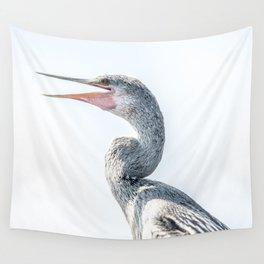 Snake Bird: Anhinga Wall Tapestry