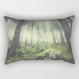 Only way is up Rectangular Pillow