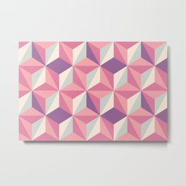 shape theory Metal Print