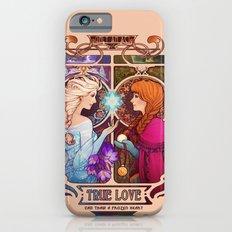 Let Me In - quote version iPhone 6 Slim Case
