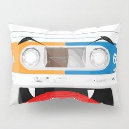 The cassette tape Vampire Pillow Sham