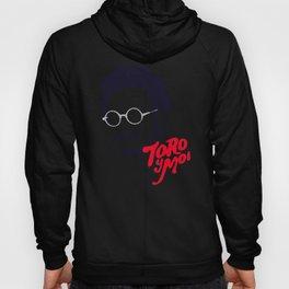 Toro Y Moi - Minimalistic Print Hoody