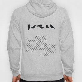 urban birds Hoody