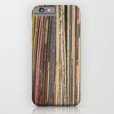 Records iPhone 6s Slim Case