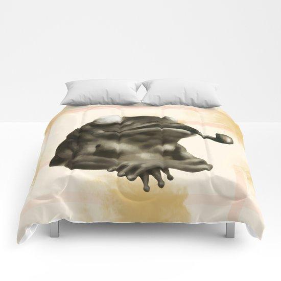 Gentleman Frog Comforters