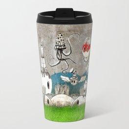 Super Bunny Travel Mug