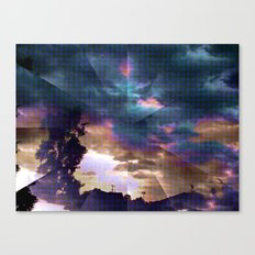 Prism For My New Year Canvas Print