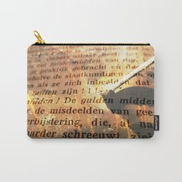The Golden Mean Carry-All Pouch