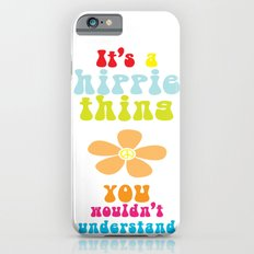 It's a hippie thing iPhone 6s Slim Case