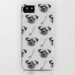 Koda the Pirate Pug iPhone Case