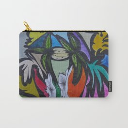 Tropical I Carry-All Pouch