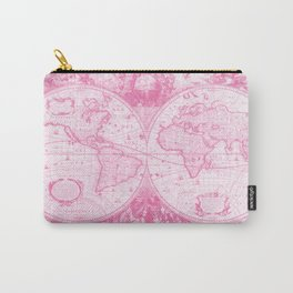 Positively Pink Carry-All Pouch