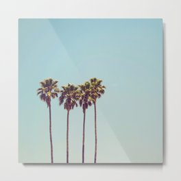 Vacation Feelings Metal Print