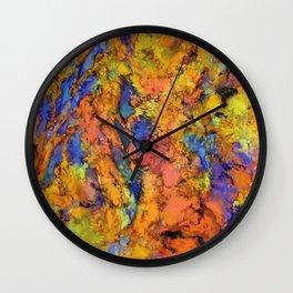 Landslip Wall Clock