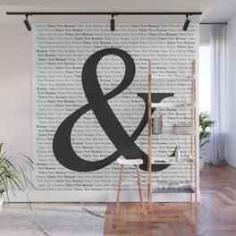 What's Your Type? Wall Mural
