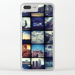 Buenos Aires Clear iPhone Case