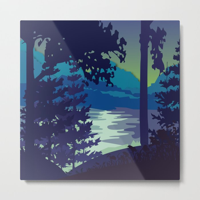 My Nature Collection No. 6 Metal Print